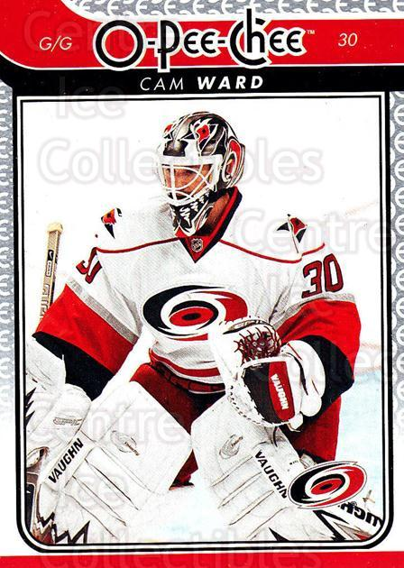 2009-10 O-pee-chee #485 Cam Ward<br/>4 In Stock - $1.00 each - <a href=https://centericecollectibles.foxycart.com/cart?name=2009-10%20O-pee-chee%20%23485%20Cam%20Ward...&price=$1.00&code=278827 class=foxycart> Buy it now! </a>