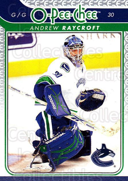 2009-10 O-pee-chee #620 Andrew Raycroft<br/>3 In Stock - $1.00 each - <a href=https://centericecollectibles.foxycart.com/cart?name=2009-10%20O-pee-chee%20%23620%20Andrew%20Raycroft...&quantity_max=3&price=$1.00&code=278962 class=foxycart> Buy it now! </a>
