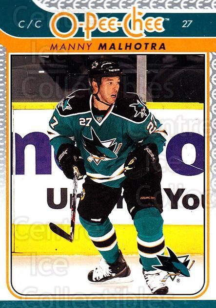 2009-10 O-pee-chee #641 Manny Malhotra<br/>6 In Stock - $1.00 each - <a href=https://centericecollectibles.foxycart.com/cart?name=2009-10%20O-pee-chee%20%23641%20Manny%20Malhotra...&quantity_max=6&price=$1.00&code=278983 class=foxycart> Buy it now! </a>