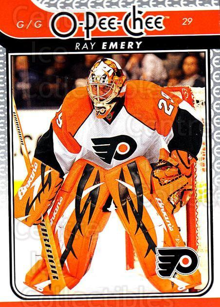 2009-10 O-pee-chee #678 Ray Emery<br/>3 In Stock - $1.00 each - <a href=https://centericecollectibles.foxycart.com/cart?name=2009-10%20O-pee-chee%20%23678%20Ray%20Emery...&quantity_max=3&price=$1.00&code=279020 class=foxycart> Buy it now! </a>