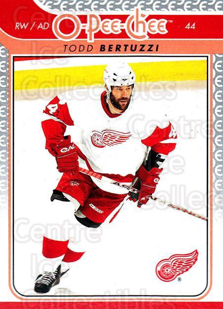 2009-10 O-pee-chee #692 Todd Bertuzzi<br/>4 In Stock - $1.00 each - <a href=https://centericecollectibles.foxycart.com/cart?name=2009-10%20O-pee-chee%20%23692%20Todd%20Bertuzzi...&quantity_max=4&price=$1.00&code=279034 class=foxycart> Buy it now! </a>