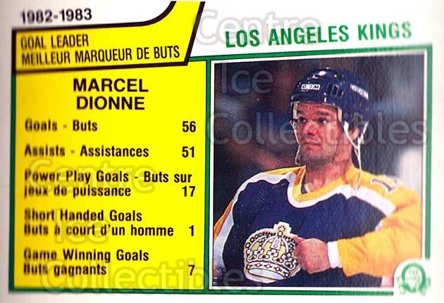 1983-84 O-Pee-Chee #150 Marcel Dionne<br/>7 In Stock - $2.00 each - <a href=https://centericecollectibles.foxycart.com/cart?name=1983-84%20O-Pee-Chee%20%23150%20Marcel%20Dionne...&quantity_max=7&price=$2.00&code=27917 class=foxycart> Buy it now! </a>