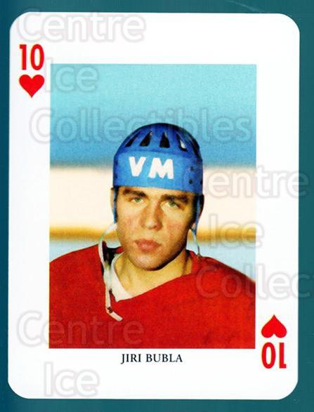 2008-09 Swedish Ice Hockey Playing Card #10 Jiri Bubla<br/>4 In Stock - $3.00 each - <a href=https://centericecollectibles.foxycart.com/cart?name=2008-09%20Swedish%20Ice%20Hockey%20Playing%20Card%20%2310%20Jiri%20Bubla...&price=$3.00&code=279248 class=foxycart> Buy it now! </a>