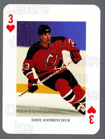 2008-09 Swedish Ice Hockey Playing Card #3 Dave Andreychuk<br/>6 In Stock - $3.00 each - <a href=https://centericecollectibles.foxycart.com/cart?name=2008-09%20Swedish%20Ice%20Hockey%20Playing%20Card%20%233%20Dave%20Andreychuk...&price=$3.00&code=279255 class=foxycart> Buy it now! </a>
