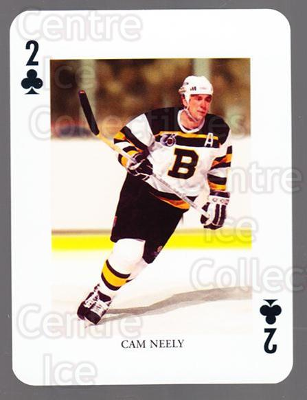 2008-09 Swedish Ice Hockey Playing Card #41 Cam Neely<br/>2 In Stock - $3.00 each - <a href=https://centericecollectibles.foxycart.com/cart?name=2008-09%20Swedish%20Ice%20Hockey%20Playing%20Card%20%2341%20Cam%20Neely...&quantity_max=2&price=$3.00&code=279295 class=foxycart> Buy it now! </a>