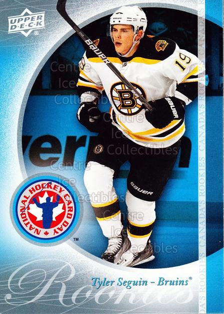 2011 Upper Deck National Hockey Card Day #2 Tyler Seguin<br/>7 In Stock - $2.00 each - <a href=https://centericecollectibles.foxycart.com/cart?name=2011%20Upper%20Deck%20National%20Hockey%20Card%20Day%20%232%20Tyler%20Seguin...&quantity_max=7&price=$2.00&code=279347 class=foxycart> Buy it now! </a>