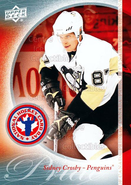 2011 Upper Deck National Hockey Card Day #10 Sidney Crosby<br/>9 In Stock - $3.00 each - <a href=https://centericecollectibles.foxycart.com/cart?name=2011%20Upper%20Deck%20National%20Hockey%20Card%20Day%20%2310%20Sidney%20Crosby...&quantity_max=9&price=$3.00&code=279355 class=foxycart> Buy it now! </a>