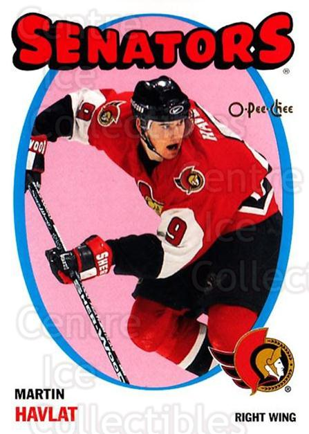 2001-02 O-Pee-Chee Heritage Parallel Insert #93 Martin Havlat<br/>5 In Stock - $2.00 each - <a href=https://centericecollectibles.foxycart.com/cart?name=2001-02%20O-Pee-Chee%20Heritage%20Parallel%20Insert%20%2393%20Martin%20Havlat...&quantity_max=5&price=$2.00&code=279435 class=foxycart> Buy it now! </a>