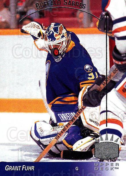 1993-94 Upper Deck SP #15 Grant Fuhr<br/>3 In Stock - $1.00 each - <a href=https://centericecollectibles.foxycart.com/cart?name=1993-94%20Upper%20Deck%20SP%20%2315%20Grant%20Fuhr...&quantity_max=3&price=$1.00&code=279618 class=foxycart> Buy it now! </a>