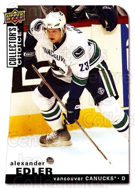 2008-09 Collectors Choice #5 Alexander Edler<br/>3 In Stock - $1.00 each - <a href=https://centericecollectibles.foxycart.com/cart?name=2008-09%20Collectors%20Choice%20%235%20Alexander%20Edler...&quantity_max=3&price=$1.00&code=279681 class=foxycart> Buy it now! </a>