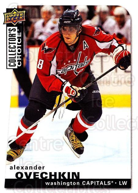 2008-09 Collectors Choice #7 Alexander Ovechkin<br/>3 In Stock - $2.00 each - <a href=https://centericecollectibles.foxycart.com/cart?name=2008-09%20Collectors%20Choice%20%237%20Alexander%20Ovech...&quantity_max=3&price=$2.00&code=279683 class=foxycart> Buy it now! </a>