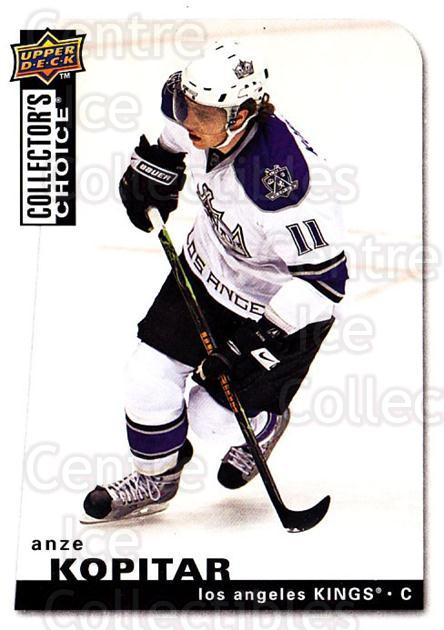 2008-09 Collectors Choice #12 Anze Kopitar<br/>3 In Stock - $1.00 each - <a href=https://centericecollectibles.foxycart.com/cart?name=2008-09%20Collectors%20Choice%20%2312%20Anze%20Kopitar...&quantity_max=3&price=$1.00&code=279688 class=foxycart> Buy it now! </a>