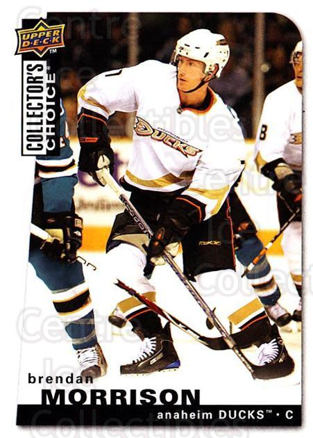 2008-09 Collectors Choice #16 Brendan Morrison<br/>3 In Stock - $1.00 each - <a href=https://centericecollectibles.foxycart.com/cart?name=2008-09%20Collectors%20Choice%20%2316%20Brendan%20Morriso...&quantity_max=3&price=$1.00&code=279692 class=foxycart> Buy it now! </a>