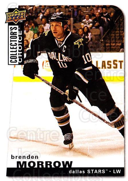 2008-09 Collectors Choice #18 Brenden Morrow<br/>3 In Stock - $1.00 each - <a href=https://centericecollectibles.foxycart.com/cart?name=2008-09%20Collectors%20Choice%20%2318%20Brenden%20Morrow...&quantity_max=3&price=$1.00&code=279694 class=foxycart> Buy it now! </a>