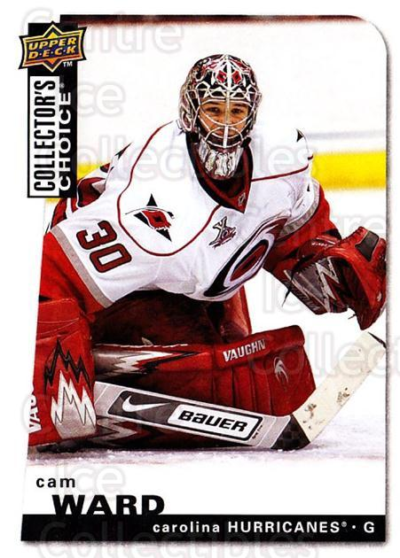 2008-09 Collectors Choice #22 Cam Ward<br/>2 In Stock - $1.00 each - <a href=https://centericecollectibles.foxycart.com/cart?name=2008-09%20Collectors%20Choice%20%2322%20Cam%20Ward...&quantity_max=2&price=$1.00&code=279698 class=foxycart> Buy it now! </a>