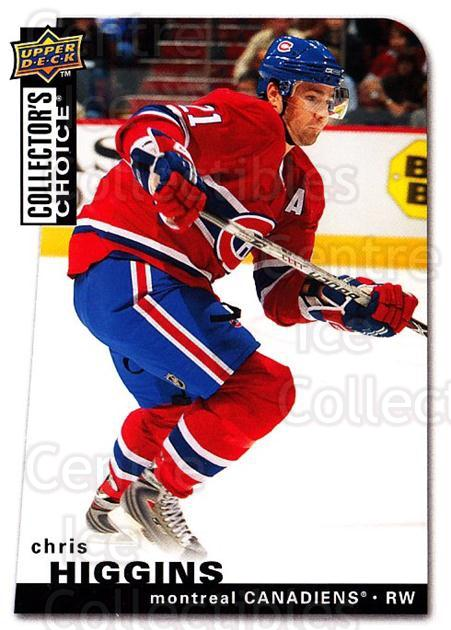 2008-09 Collectors Choice #25 Christopher Higgins<br/>3 In Stock - $1.00 each - <a href=https://centericecollectibles.foxycart.com/cart?name=2008-09%20Collectors%20Choice%20%2325%20Christopher%20Hig...&quantity_max=3&price=$1.00&code=279701 class=foxycart> Buy it now! </a>