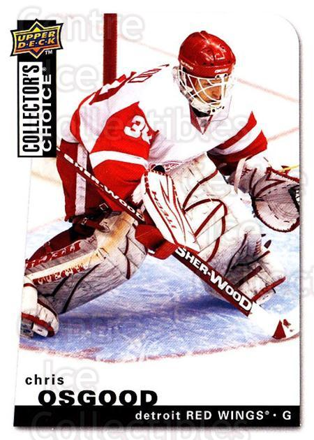 2008-09 Collectors Choice #27 Chris Osgood<br/>2 In Stock - $1.00 each - <a href=https://centericecollectibles.foxycart.com/cart?name=2008-09%20Collectors%20Choice%20%2327%20Chris%20Osgood...&quantity_max=2&price=$1.00&code=279703 class=foxycart> Buy it now! </a>