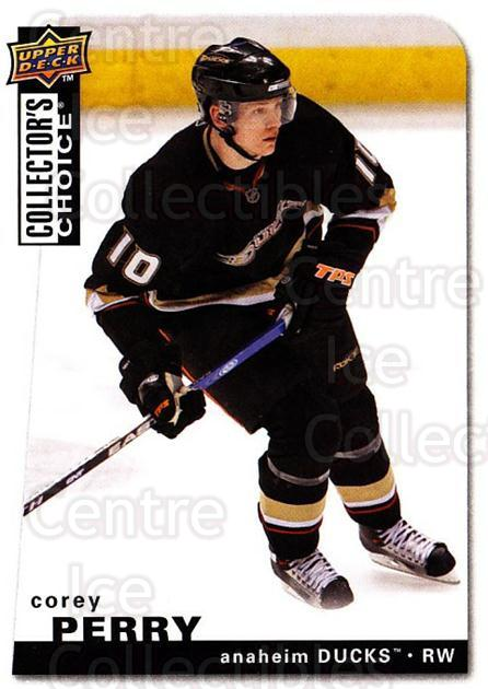 2008-09 Collectors Choice #30 Corey Perry<br/>2 In Stock - $1.00 each - <a href=https://centericecollectibles.foxycart.com/cart?name=2008-09%20Collectors%20Choice%20%2330%20Corey%20Perry...&quantity_max=2&price=$1.00&code=279706 class=foxycart> Buy it now! </a>