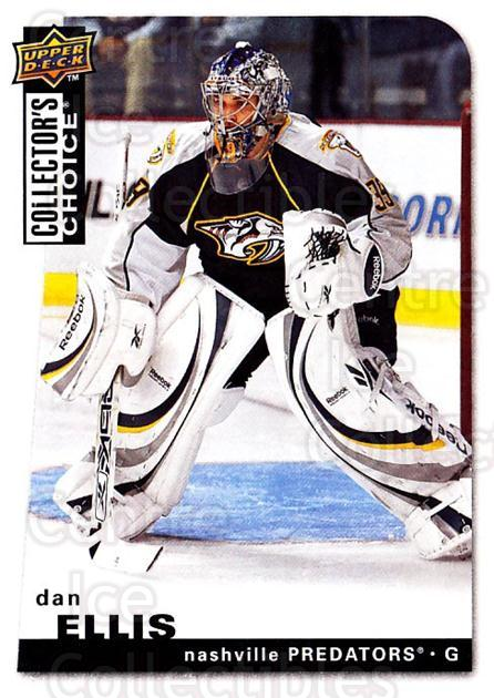 2008-09 Collectors Choice #34 Dan Ellis<br/>2 In Stock - $1.00 each - <a href=https://centericecollectibles.foxycart.com/cart?name=2008-09%20Collectors%20Choice%20%2334%20Dan%20Ellis...&quantity_max=2&price=$1.00&code=279710 class=foxycart> Buy it now! </a>