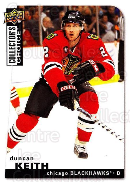 2008-09 Collectors Choice #49 Duncan Keith<br/>3 In Stock - $2.00 each - <a href=https://centericecollectibles.foxycart.com/cart?name=2008-09%20Collectors%20Choice%20%2349%20Duncan%20Keith...&quantity_max=3&price=$2.00&code=279725 class=foxycart> Buy it now! </a>