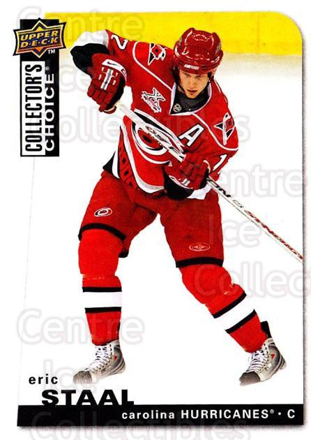 2008-09 Collectors Choice #54 Eric Staal<br/>3 In Stock - $1.00 each - <a href=https://centericecollectibles.foxycart.com/cart?name=2008-09%20Collectors%20Choice%20%2354%20Eric%20Staal...&quantity_max=3&price=$1.00&code=279730 class=foxycart> Buy it now! </a>