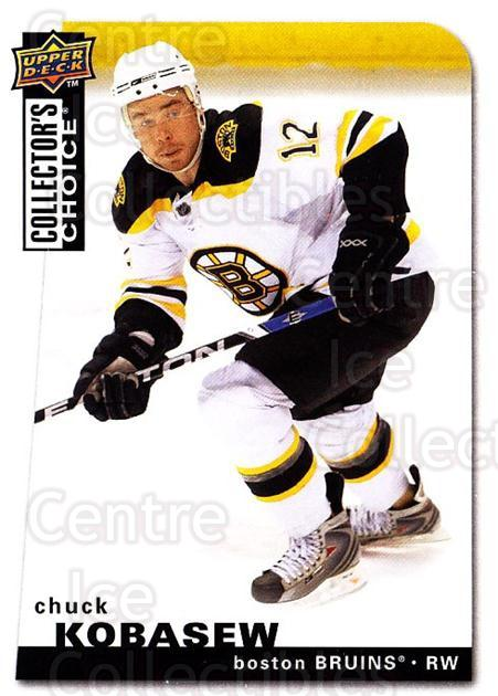 2008-09 Collectors Choice #61 Chuck Kobasew<br/>3 In Stock - $1.00 each - <a href=https://centericecollectibles.foxycart.com/cart?name=2008-09%20Collectors%20Choice%20%2361%20Chuck%20Kobasew...&quantity_max=3&price=$1.00&code=279737 class=foxycart> Buy it now! </a>