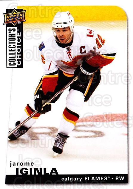 2008-09 Collectors Choice #70 Jarome Iginla<br/>3 In Stock - $1.00 each - <a href=https://centericecollectibles.foxycart.com/cart?name=2008-09%20Collectors%20Choice%20%2370%20Jarome%20Iginla...&quantity_max=3&price=$1.00&code=279746 class=foxycart> Buy it now! </a>