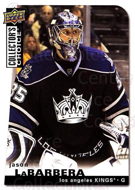 2008-09 Collectors Choice #73 Jason LaBarbera<br/>3 In Stock - $1.00 each - <a href=https://centericecollectibles.foxycart.com/cart?name=2008-09%20Collectors%20Choice%20%2373%20Jason%20LaBarbera...&quantity_max=3&price=$1.00&code=279749 class=foxycart> Buy it now! </a>
