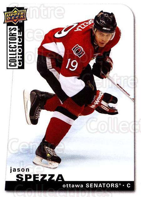 2008-09 Collectors Choice #75 Jason Spezza<br/>3 In Stock - $1.00 each - <a href=https://centericecollectibles.foxycart.com/cart?name=2008-09%20Collectors%20Choice%20%2375%20Jason%20Spezza...&quantity_max=3&price=$1.00&code=279751 class=foxycart> Buy it now! </a>