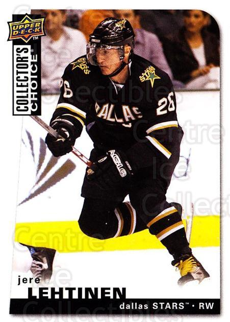 2008-09 Collectors Choice #79 Jere Lehtinen<br/>3 In Stock - $1.00 each - <a href=https://centericecollectibles.foxycart.com/cart?name=2008-09%20Collectors%20Choice%20%2379%20Jere%20Lehtinen...&quantity_max=3&price=$1.00&code=279755 class=foxycart> Buy it now! </a>