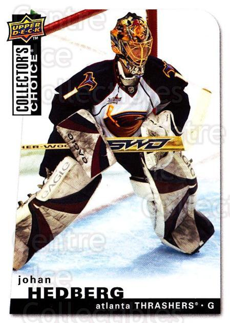 2008-09 Collectors Choice #83 Johan Hedberg<br/>3 In Stock - $1.00 each - <a href=https://centericecollectibles.foxycart.com/cart?name=2008-09%20Collectors%20Choice%20%2383%20Johan%20Hedberg...&quantity_max=3&price=$1.00&code=279759 class=foxycart> Buy it now! </a>