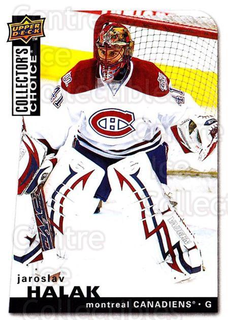 2008-09 Collectors Choice #84 Jaroslav Halak<br/>2 In Stock - $1.00 each - <a href=https://centericecollectibles.foxycart.com/cart?name=2008-09%20Collectors%20Choice%20%2384%20Jaroslav%20Halak...&quantity_max=2&price=$1.00&code=279760 class=foxycart> Buy it now! </a>