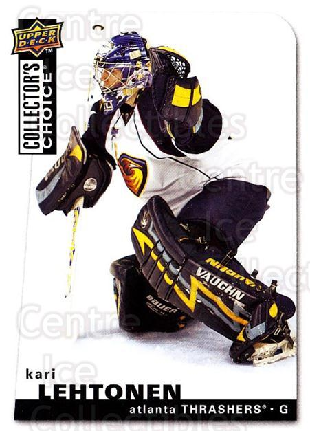 2008-09 Collectors Choice #91 Kari Lehtonen<br/>2 In Stock - $1.00 each - <a href=https://centericecollectibles.foxycart.com/cart?name=2008-09%20Collectors%20Choice%20%2391%20Kari%20Lehtonen...&quantity_max=2&price=$1.00&code=279767 class=foxycart> Buy it now! </a>