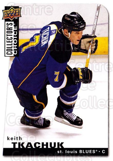 2008-09 Collectors Choice #92 Keith Tkachuk<br/>2 In Stock - $1.00 each - <a href=https://centericecollectibles.foxycart.com/cart?name=2008-09%20Collectors%20Choice%20%2392%20Keith%20Tkachuk...&quantity_max=2&price=$1.00&code=279768 class=foxycart> Buy it now! </a>