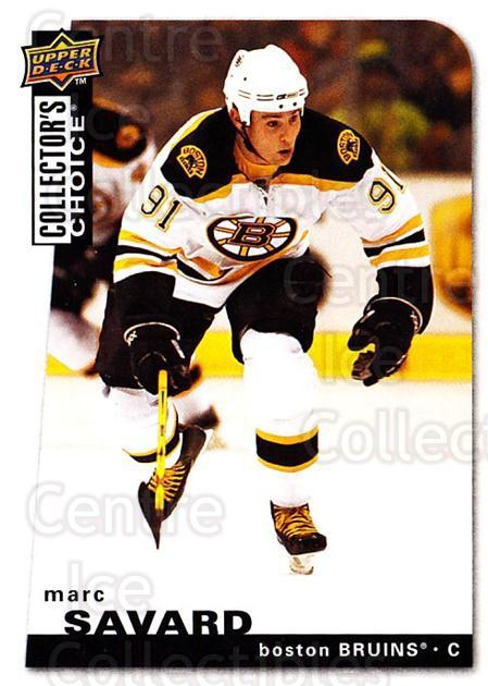 2008-09 Collectors Choice #96 Marc Savard<br/>2 In Stock - $1.00 each - <a href=https://centericecollectibles.foxycart.com/cart?name=2008-09%20Collectors%20Choice%20%2396%20Marc%20Savard...&quantity_max=2&price=$1.00&code=279772 class=foxycart> Buy it now! </a>