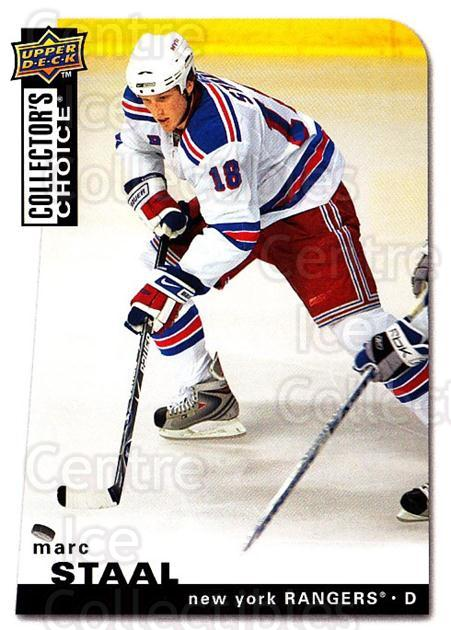2008-09 Collectors Choice #97 Marc Staal<br/>3 In Stock - $1.00 each - <a href=https://centericecollectibles.foxycart.com/cart?name=2008-09%20Collectors%20Choice%20%2397%20Marc%20Staal...&quantity_max=3&price=$1.00&code=279773 class=foxycart> Buy it now! </a>