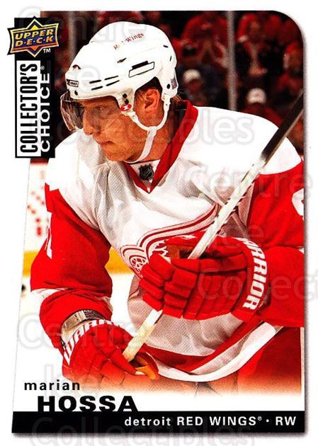 2008-09 Collectors Choice #101 Marian Hossa<br/>3 In Stock - $1.00 each - <a href=https://centericecollectibles.foxycart.com/cart?name=2008-09%20Collectors%20Choice%20%23101%20Marian%20Hossa...&quantity_max=3&price=$1.00&code=279777 class=foxycart> Buy it now! </a>