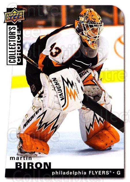2008-09 Collectors Choice #103 Martin Biron<br/>2 In Stock - $1.00 each - <a href=https://centericecollectibles.foxycart.com/cart?name=2008-09%20Collectors%20Choice%20%23103%20Martin%20Biron...&quantity_max=2&price=$1.00&code=279779 class=foxycart> Buy it now! </a>