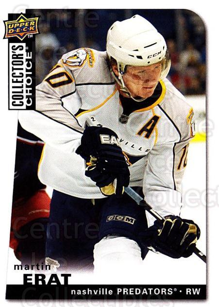 2008-09 Collectors Choice #105 Martin Erat<br/>3 In Stock - $1.00 each - <a href=https://centericecollectibles.foxycart.com/cart?name=2008-09%20Collectors%20Choice%20%23105%20Martin%20Erat...&quantity_max=3&price=$1.00&code=279781 class=foxycart> Buy it now! </a>