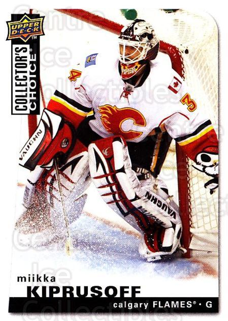 2008-09 Collectors Choice #117 Miikka Kiprusoff<br/>2 In Stock - $1.00 each - <a href=https://centericecollectibles.foxycart.com/cart?name=2008-09%20Collectors%20Choice%20%23117%20Miikka%20Kiprusof...&quantity_max=2&price=$1.00&code=279793 class=foxycart> Buy it now! </a>