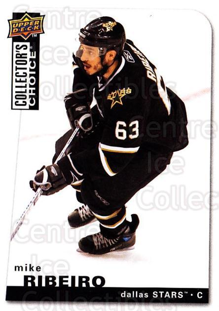 2008-09 Collectors Choice #122 Mike Ribeiro<br/>3 In Stock - $1.00 each - <a href=https://centericecollectibles.foxycart.com/cart?name=2008-09%20Collectors%20Choice%20%23122%20Mike%20Ribeiro...&quantity_max=3&price=$1.00&code=279798 class=foxycart> Buy it now! </a>