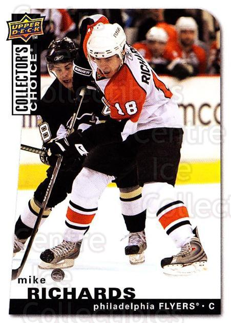 2008-09 Collectors Choice #123 Mike Richards<br/>3 In Stock - $1.00 each - <a href=https://centericecollectibles.foxycart.com/cart?name=2008-09%20Collectors%20Choice%20%23123%20Mike%20Richards...&quantity_max=3&price=$1.00&code=279799 class=foxycart> Buy it now! </a>