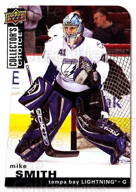 2008-09 Collectors Choice #124 Mike Smith<br/>2 In Stock - $1.00 each - <a href=https://centericecollectibles.foxycart.com/cart?name=2008-09%20Collectors%20Choice%20%23124%20Mike%20Smith...&quantity_max=2&price=$1.00&code=279800 class=foxycart> Buy it now! </a>
