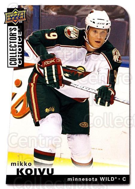 2008-09 Collectors Choice #125 Mikko Koivu<br/>3 In Stock - $1.00 each - <a href=https://centericecollectibles.foxycart.com/cart?name=2008-09%20Collectors%20Choice%20%23125%20Mikko%20Koivu...&quantity_max=3&price=$1.00&code=279801 class=foxycart> Buy it now! </a>