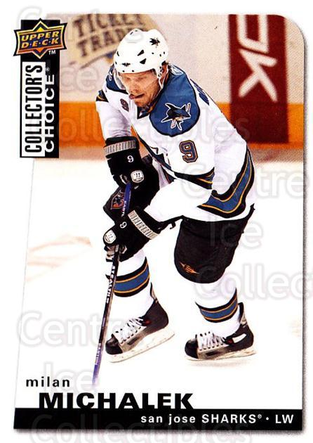 2008-09 Collectors Choice #128 Milan Michalek<br/>2 In Stock - $1.00 each - <a href=https://centericecollectibles.foxycart.com/cart?name=2008-09%20Collectors%20Choice%20%23128%20Milan%20Michalek...&quantity_max=2&price=$1.00&code=279804 class=foxycart> Buy it now! </a>