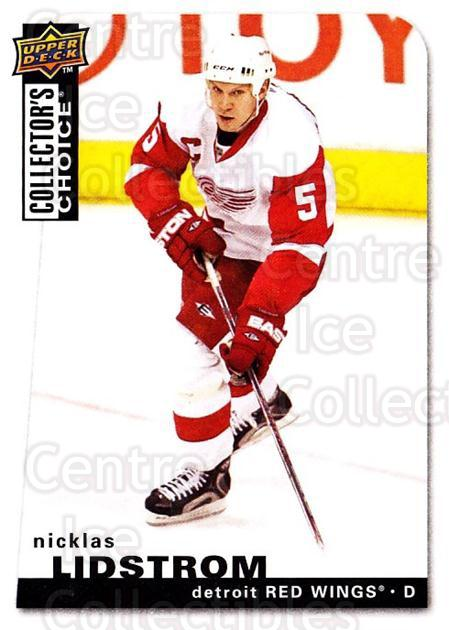 2008-09 Collectors Choice #132 Nicklas Lidstrom<br/>3 In Stock - $1.00 each - <a href=https://centericecollectibles.foxycart.com/cart?name=2008-09%20Collectors%20Choice%20%23132%20Nicklas%20Lidstro...&quantity_max=3&price=$1.00&code=279808 class=foxycart> Buy it now! </a>