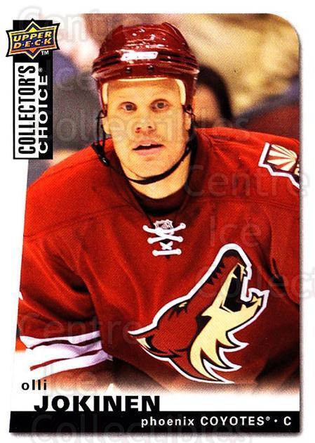 2008-09 Collectors Choice #137 Olli Jokinen<br/>2 In Stock - $1.00 each - <a href=https://centericecollectibles.foxycart.com/cart?name=2008-09%20Collectors%20Choice%20%23137%20Olli%20Jokinen...&quantity_max=2&price=$1.00&code=279813 class=foxycart> Buy it now! </a>