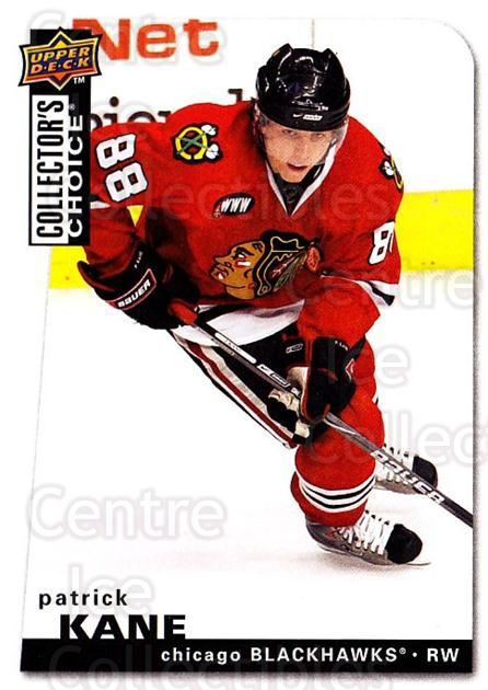 2008-09 Collectors Choice #140 Patrick Kane<br/>2 In Stock - $2.00 each - <a href=https://centericecollectibles.foxycart.com/cart?name=2008-09%20Collectors%20Choice%20%23140%20Patrick%20Kane...&quantity_max=2&price=$2.00&code=279816 class=foxycart> Buy it now! </a>