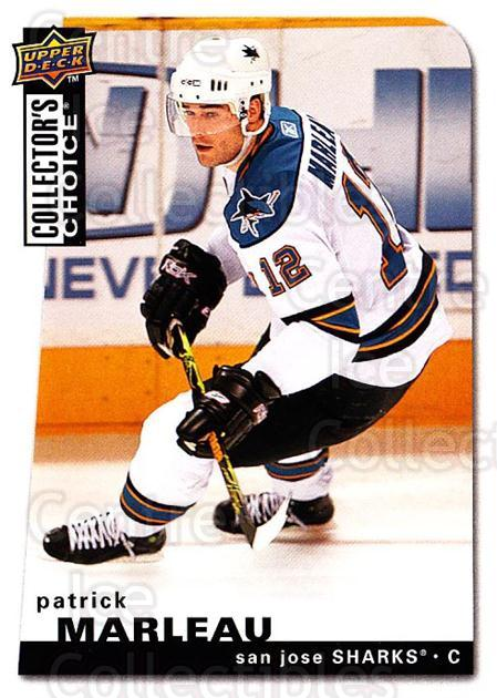 2008-09 Collectors Choice #141 Patrick Marleau<br/>3 In Stock - $1.00 each - <a href=https://centericecollectibles.foxycart.com/cart?name=2008-09%20Collectors%20Choice%20%23141%20Patrick%20Marleau...&quantity_max=3&price=$1.00&code=279817 class=foxycart> Buy it now! </a>
