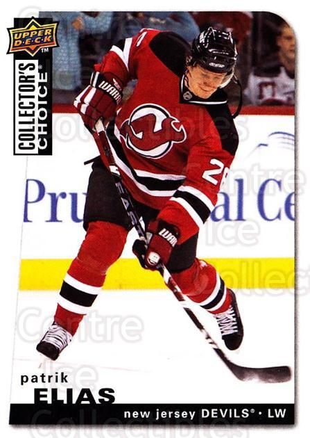 2008-09 Collectors Choice #144 Patrik Elias<br/>2 In Stock - $1.00 each - <a href=https://centericecollectibles.foxycart.com/cart?name=2008-09%20Collectors%20Choice%20%23144%20Patrik%20Elias...&quantity_max=2&price=$1.00&code=279820 class=foxycart> Buy it now! </a>